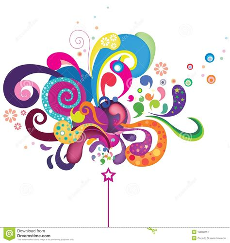 colorful magic colorful magic stock image image 10828211