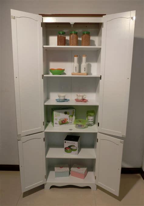 kitchen storage furniture pantry kitchen pantry linen storage cabinet cupboard bathroom cabinet hc 004 ebay