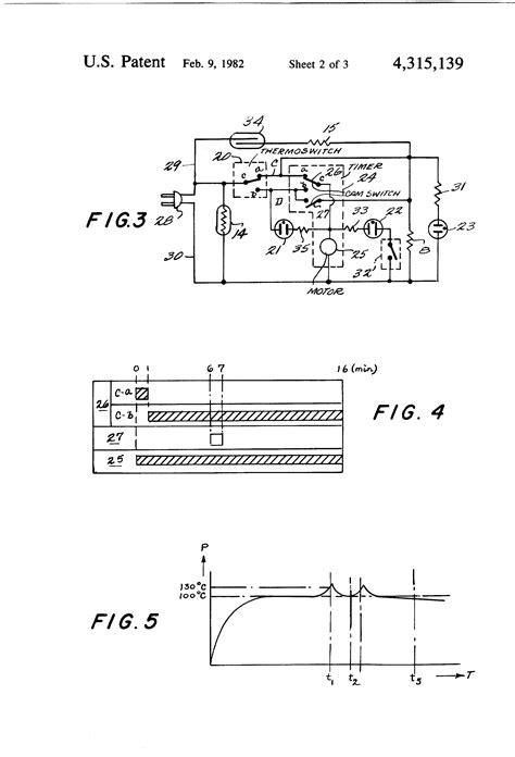 electric rice cooker circuit diagram circuit and