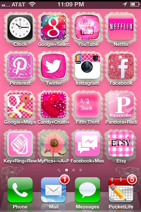 house design apps for iphone iphone home screen made with cocoppa app blogs and