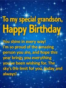 Happy Birthday Wishes To My Grandson Best 25 Grandson Birthday Quotes Ideas On Pinterest