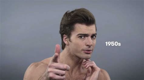 mens hair styles during the last 100 years best and worst hairstyles men century gq india