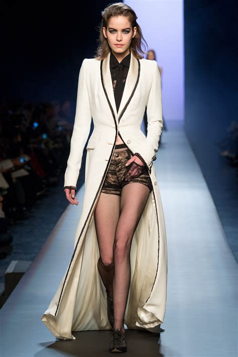 jean paul gaultier 2015 couture fashionsizzle