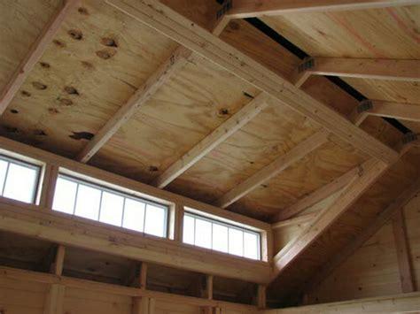 shed roof framing  dormertransom building