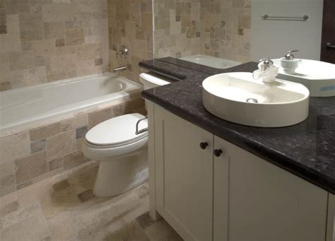 bathrooms with granite countertops interior design ideas furniture white wooden vanity cabinet with round white