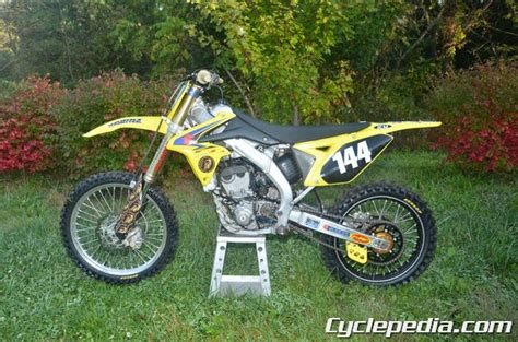 Suzuki Rm 250 Manual Suzuki Rm Z250 2010 2012 Motorcycle Service Manual Cyclepedia
