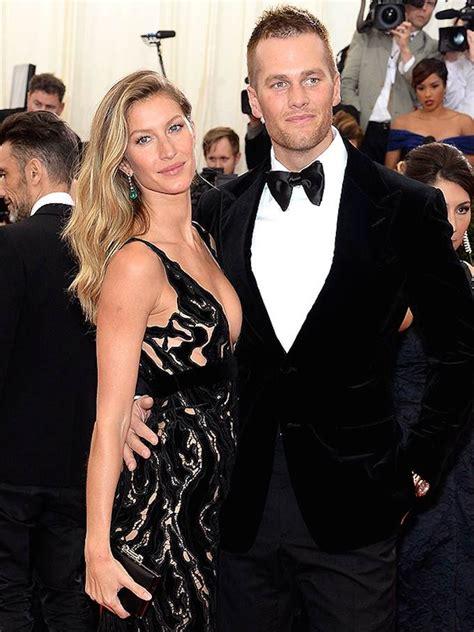 New Alert Gisele Bundchen And Tom Brady by Gisele B 252 Ndchen Celebrates Husband Birthday With A Steamy