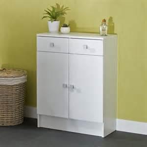 petit meuble de salle de bain pas cher