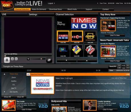 live tv online free