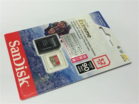 Sandisk A1 32 Gb Microsdhc Uhs I 3 4k 100mb S sandisk 32gb micro sdhc card review uhs i 3 funkykit