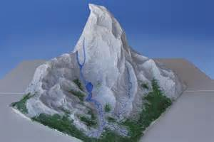 What Can You Make Out Of Paper Mache - how to make a mountain out of paper mache with pictures