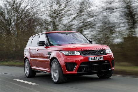 range rover sport svr 2015 review auto express
