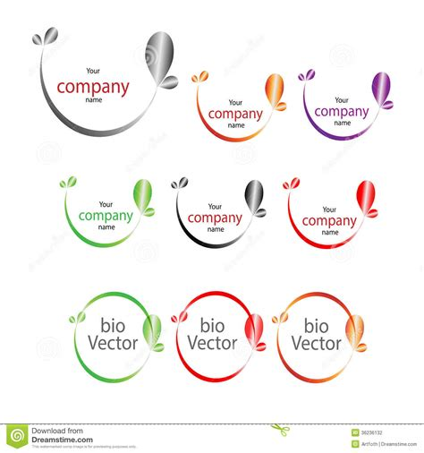 graphics design names company name bio icon stock photography image 36236132