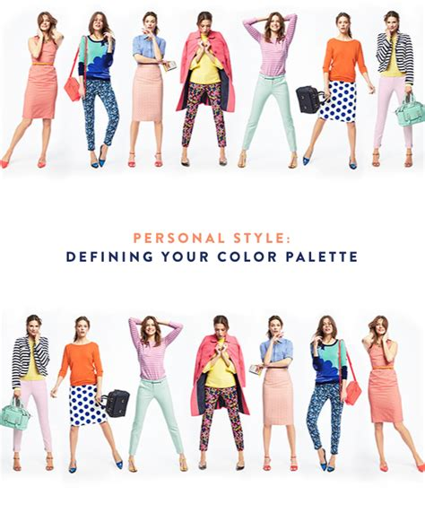 color style personal style on modern dresses what