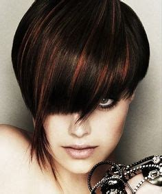 edgy highlights for brown hair 1000 images about messy edgy pixie on pinterest dark