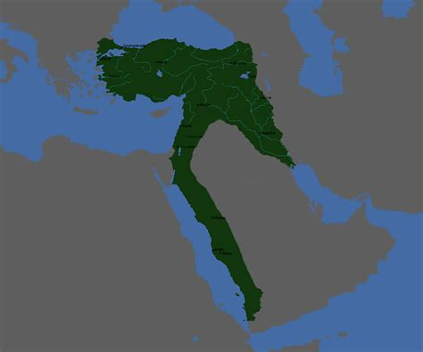 ottoman empire during ww1 100 ottoman empire borders versus modern the creation