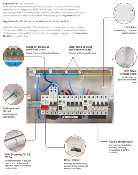mk consumer unit wiring diagram 31 wiring diagram images