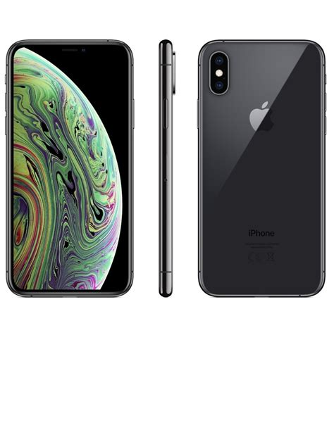 iphone xs gb space gray iphone xs iphone apple