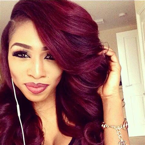 sew ins with color 17 best ideas about weave hairstyles on