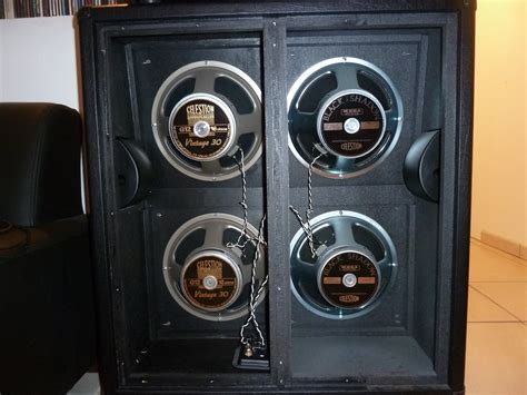 Mesa Cabinet 4x12 by Mesa Boogie Road King 4x12 Slant Image 1100492