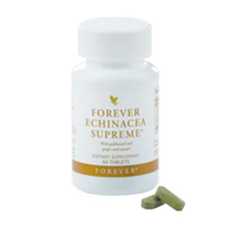 forever echinacea supreme forever living products per 250 mant 233 n tu salud durante el