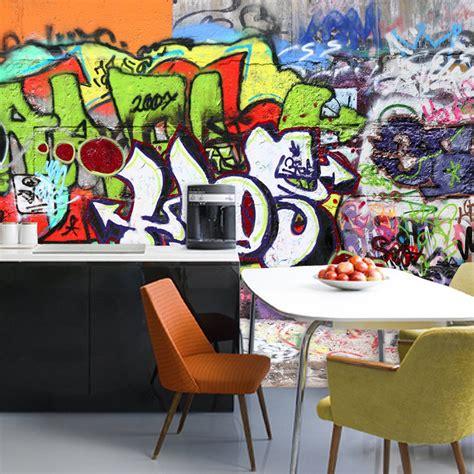 graffiti wallpaper for sale graffiti wall mantiburi touch of modern