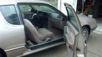 how does a cars engine work 1986 mercury sable user handbook 1986 mercury cougar virgin one owner car ls package 5 0