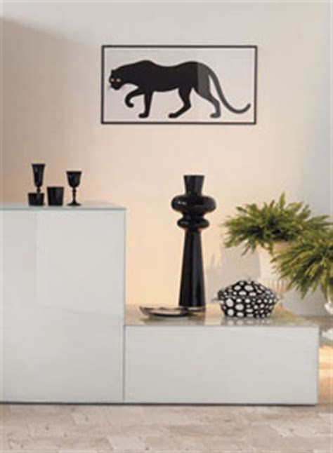 Panthera Poster by Enzo Mari: Home & Decor