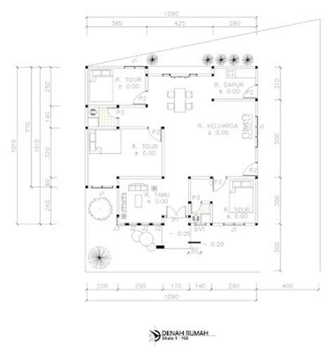 kumpulan desain rumah berkebun denah rumah ukuran 10 x 10 m kumpulan desain rumah berkebun denah rumah ukuran 10 x 10 m