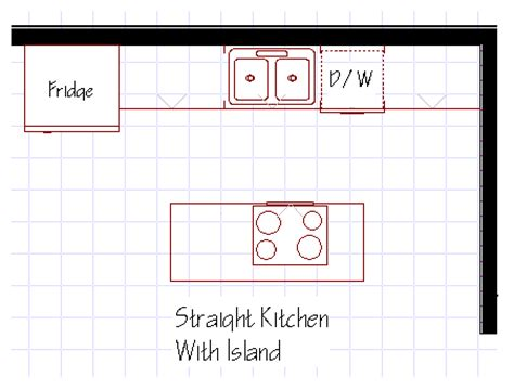 island kitchen plan kitchen island designs