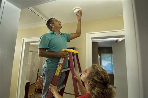 where to install smoke detectors hear the beep where you sleep does your bedroom have a