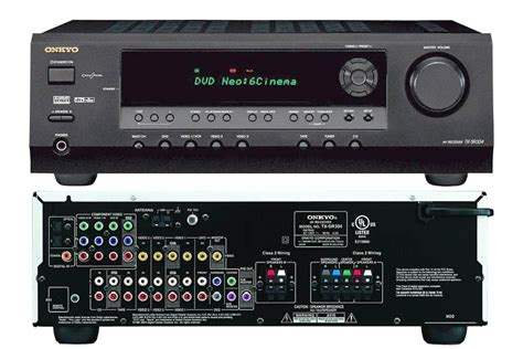 onkyo tx sr304 5 1 channel home theater receiver review