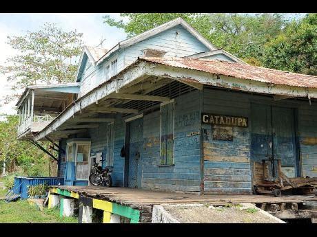 catadupaplaystation   train station news jamaica