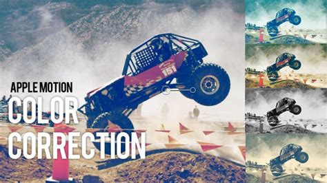 color correction pack  fcpxapple motion videohive