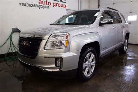 Used 2016 GMC Terrain SLE 2.4L 4 CYL AUTOMATIC FWD in Middleton   YN17096A