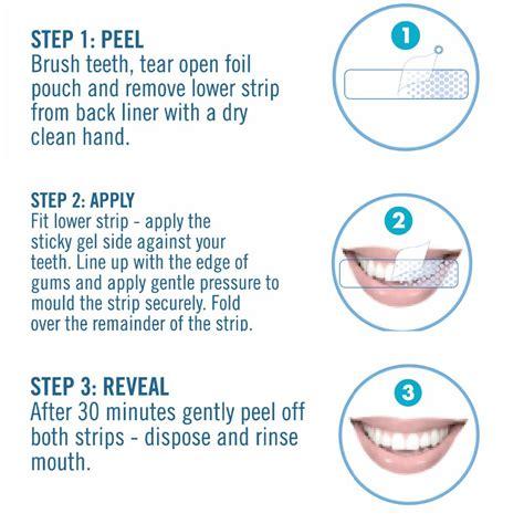 teeth whitening strips  packs  stripes  pack