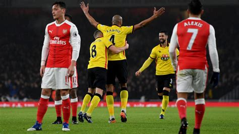 Arsenal Original 1 gunners gunned at home the best and the worst arsenal players vs watford soccersouls
