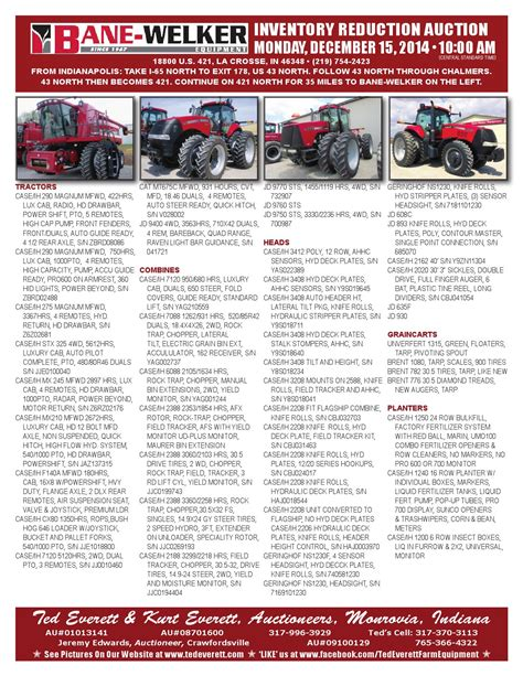 ted home page midwestauction tractors combines heads