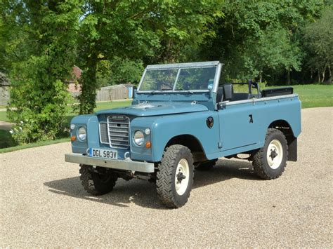 land rover series 3 off quot dougal quot heads off to sunny east sussex land rover