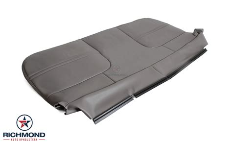 ford f250 bench seat replacement 2002 ford f 250 xl vinyl bottom bench seat cover gray