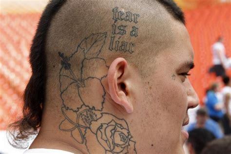 head to toe tattoo weiss tattoos tell tide senior s story ny daily news