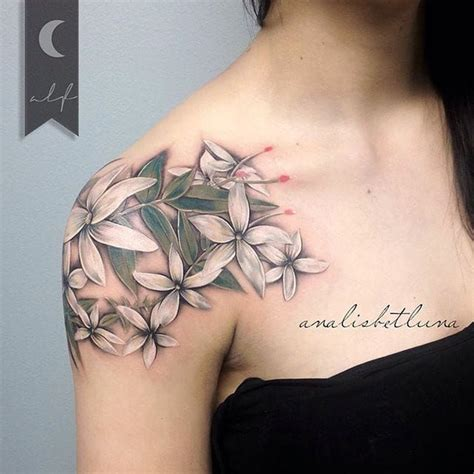 jasmine tattoo 17 best ideas about flower tattoos on