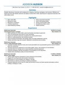 Warehouse Worker Resume Examples Pics Photos Resume Sample Warehouse Worker