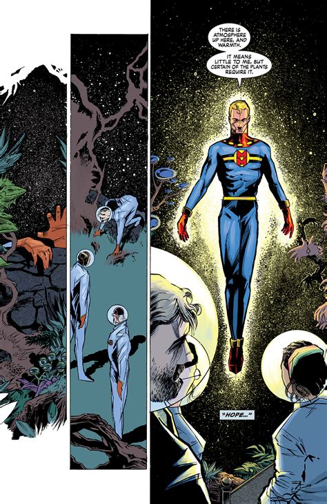 The Miracle Season Backstory Preview Miracleman By Gaiman Buckingham 1