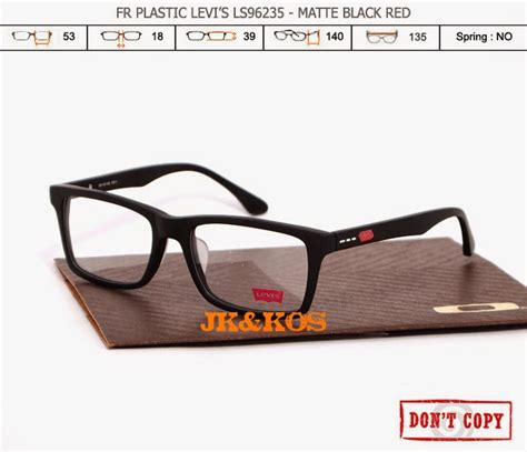 Frame Kacamata Kotak 5232 Putih 2 trend kacamata fashion terbaru