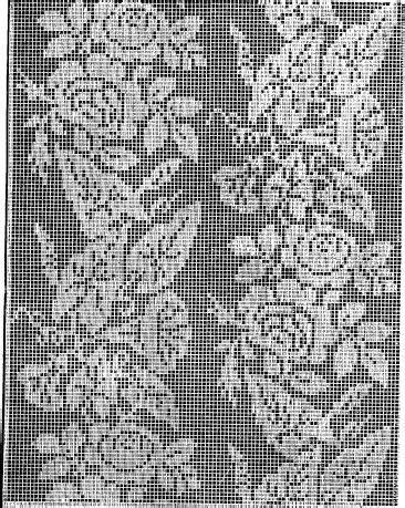 free filet crochet curtain patterns free filet crochet curtain pattern crochet tutorials