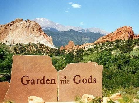 Garden Of The Gods Difficulty 25 Best Ideas About Colorado Springs On