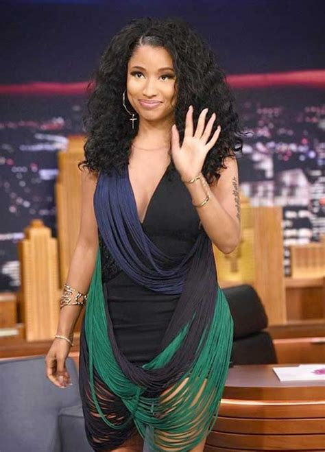 Pics Of Nicki Minaj Hairstyles by 25 Pictures Of Curly Hairstyles Hairstyles 2016 2017