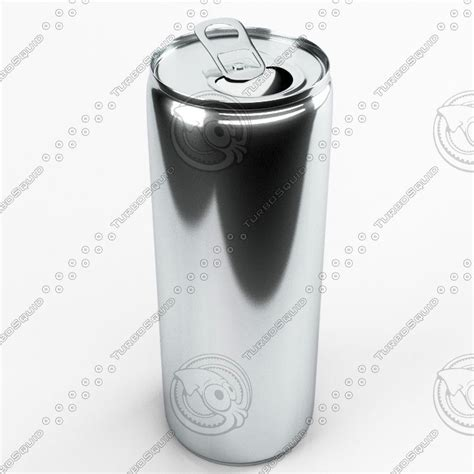 energy drink 3d model energy drink 3d model