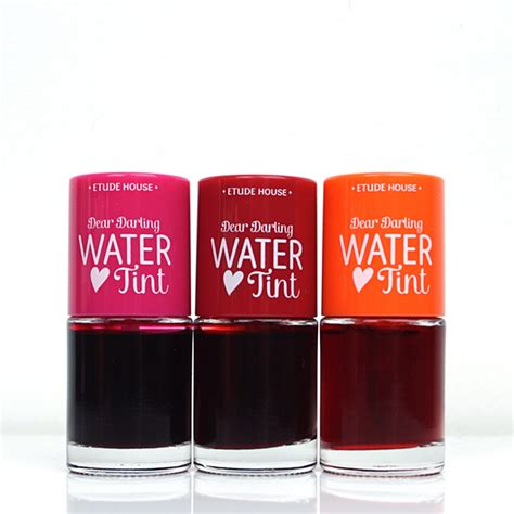 Etude Water Tint etude house dear water tint review